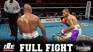 NATE CAMPBELL vs. DANIEL ATTAH I Full Fight I BOXING WORLD WEEKLY