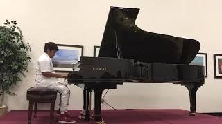 Student recital Winter 2017