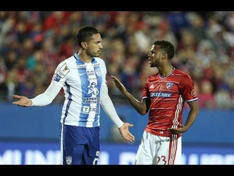 Goles FC Dallas vs Pachuca CF // CONCACAF Champions League