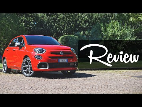 2019 Fiat 500X Sport Review - the alternative crossover SUV? | Music Motors