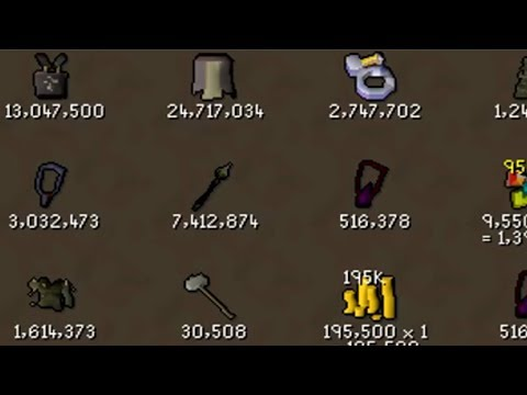 Top 10 OSRS PK's