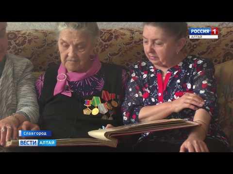 90-летняя библиотекарь из Славгорода знает, как сохранить ясность ума и отличную память