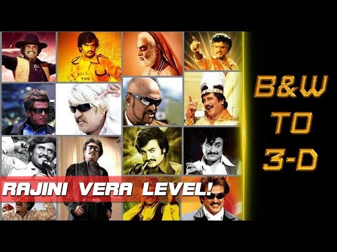 One And Only Superstar - Only Rajini Records! Rajinikanth   Shankar