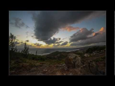 Chalky Mount Barbados Sunrise Timelapse