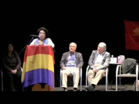 Homenaje en Sevilla a María Teresa León [1ª Parte]