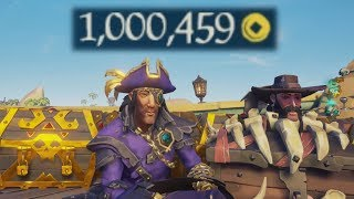 Sea of Thieves - The Most Profitable Raid!