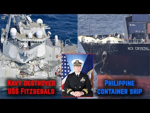 Bryce Benson, The Commander of the USS Fitzgerald: 5 Fast Facts You Need to Know