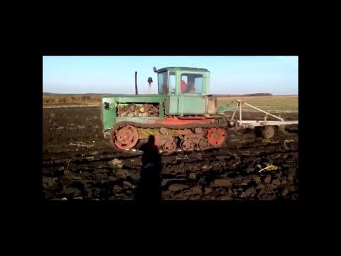 Трактор видео прикол Трактор Тракторный форум