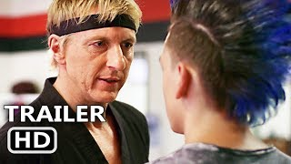 "COBRA KAI Season 2 ""Johnny yells at Hawk"" Clip Trailer (2019) Karate Kid Series HD"