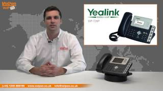 Yealink T28P IP Phone (SIP-T28P) Video Review / Unboxing