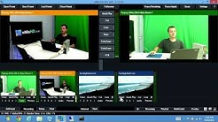 vMix - Live Production Software 2013 Demo.New video in links.