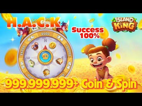 cách hack game coin master trên android - Cách Hack Game Island King Full Coin + Spin + Speaker Thành Công 100%   Cách Hack Game Vua Đảo