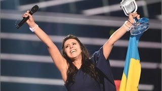 Jamala 1944 Eurovision 2016 Ukraine National Selection  Video(Jamala 1944 Eurovision 2016 Ukraine National Selection (Video), 2016-02-21T09:40:43.000Z)