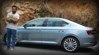 Test - Skoda Superb