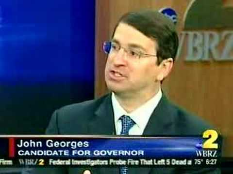 WBRZ News 2 This Morning - John Georges Interview - YouTube Wbrz News 2 Photos
