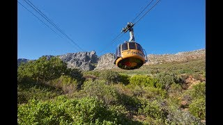 Welcome to the Table Mountain Aerial Cableway - All Packages