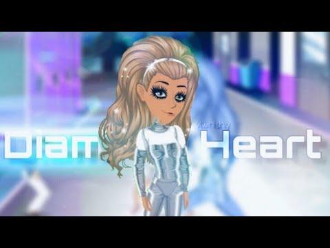 Diamond Heart – Msp Version // 1K SPECIAL !!!!!!!!!!
