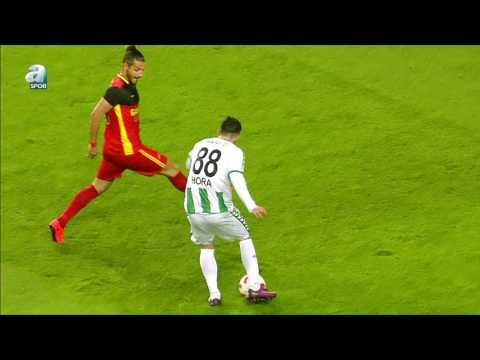 Atiker Konyaspor 1-0 Kızılcabölükspor Maç Özeti HD - A Spor (17 Ocak 2017)