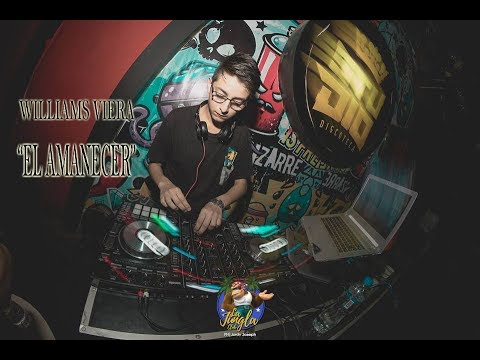 WILLIAMS VIERA - EL AMANECER   TECH HOUSE SET