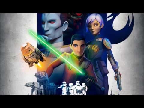 Star Wars Rebels Season 3 Trailer Music (Audio Network - Asteroid)