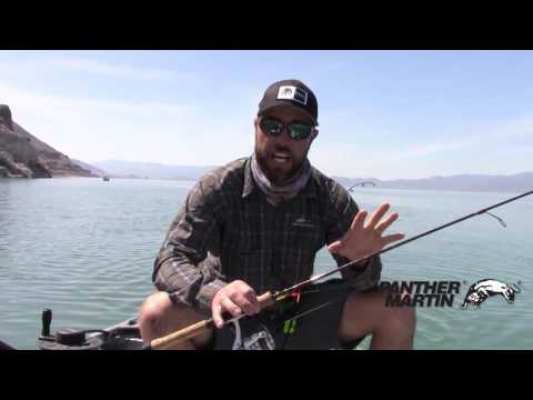 How To Catch Trout - Trolling With A Spinner