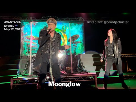 AVANTASIA - Moonglow @The Metro Theatre, Sydney - May 12, 2019 LIVE 4K