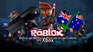 How to get Roblox on Xbox one outside United States