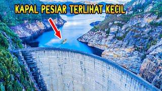 Bendungan Terbesar Dibuka Airnya Sampe Kayak Gini ?!! MP3