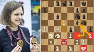Anna Muzychuk Won't Defend Her Titles. She Doesn't Want to be Treated Like a 'Secondary Creature'