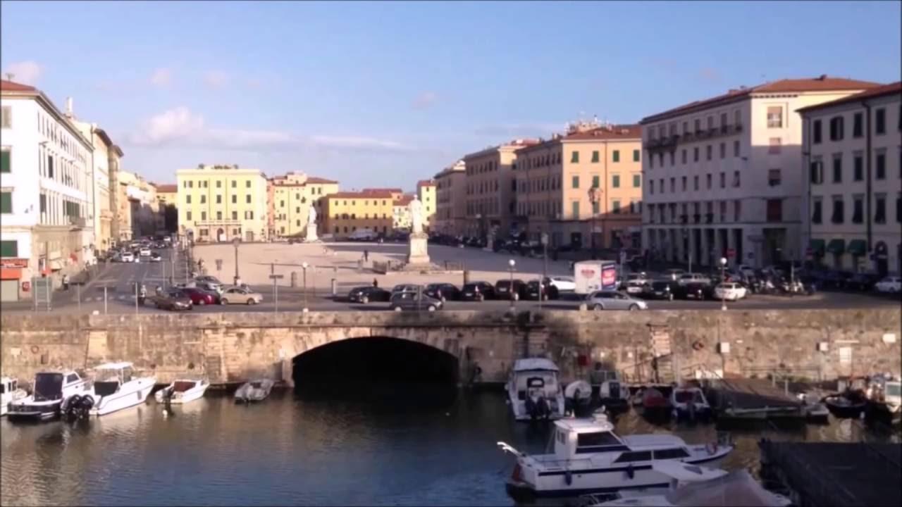 Livorno//Viaje a Italia YouTube