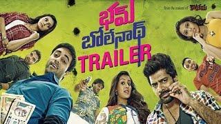 Bham Bolenath Trailer | Navdeep | Naveen Chandra | Pooja Jhaveri | Dhanraj