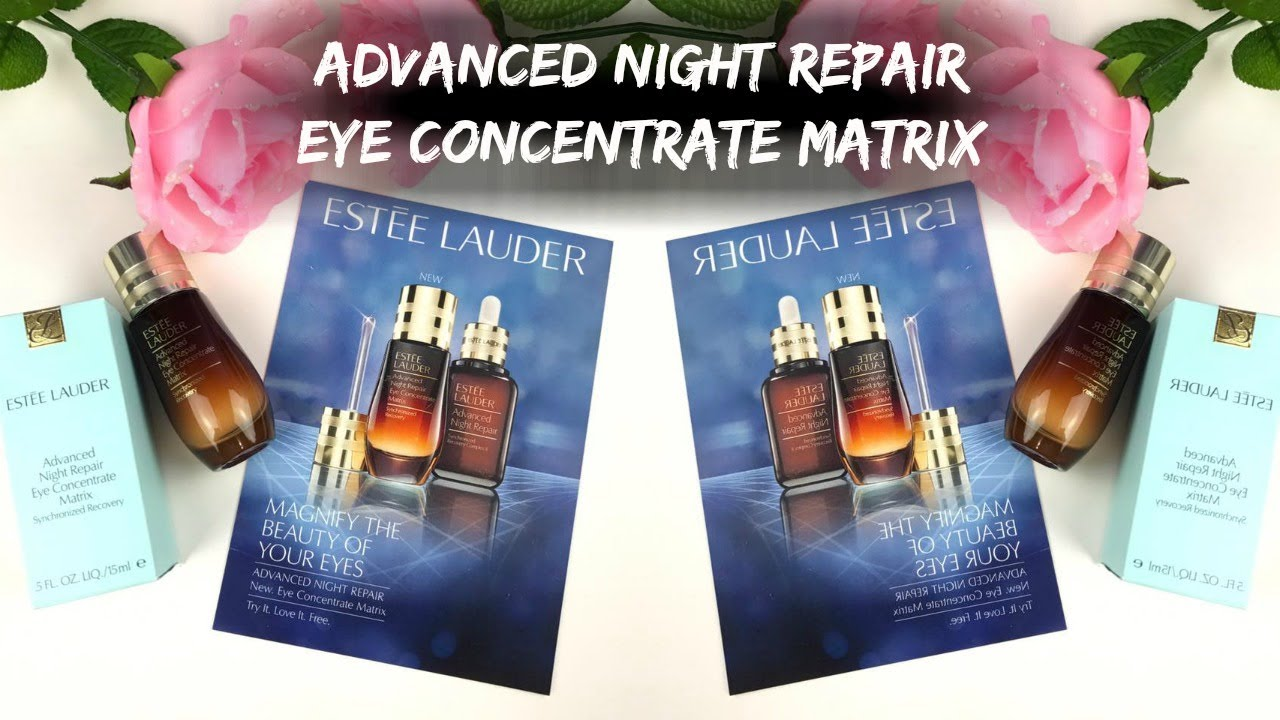 Advanced Night Repair Eye Concentrate Matrix by Estée Lauder #11