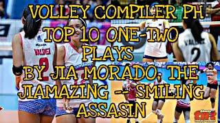 JIA MORADO's TOP 10 DROP BALLS -- JIAMAZING. | ONE TWO PLAYS BY THE MAGICIAN