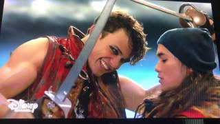Descendants 2: Fight Scene