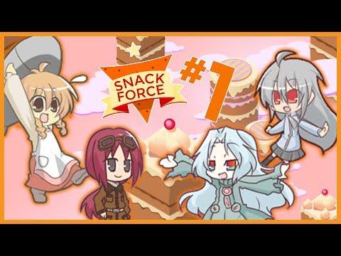When Pigs Fly | Snackforce Plays 100% Orange Juice #1 |