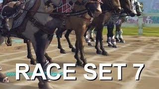 Alicia Online Gameplay {Horse Racing} [RACE SET 7] --- 11/16/2013