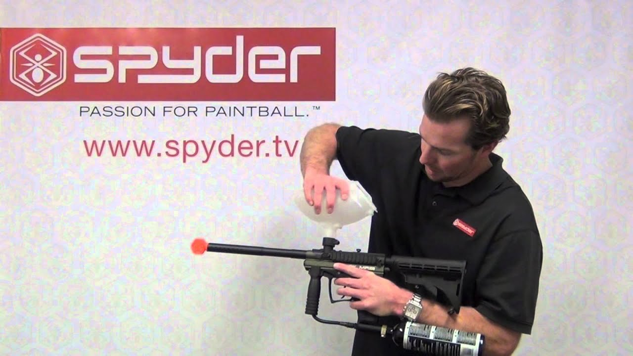 Spyder MR100™ PRO Tactical - Diamond Black