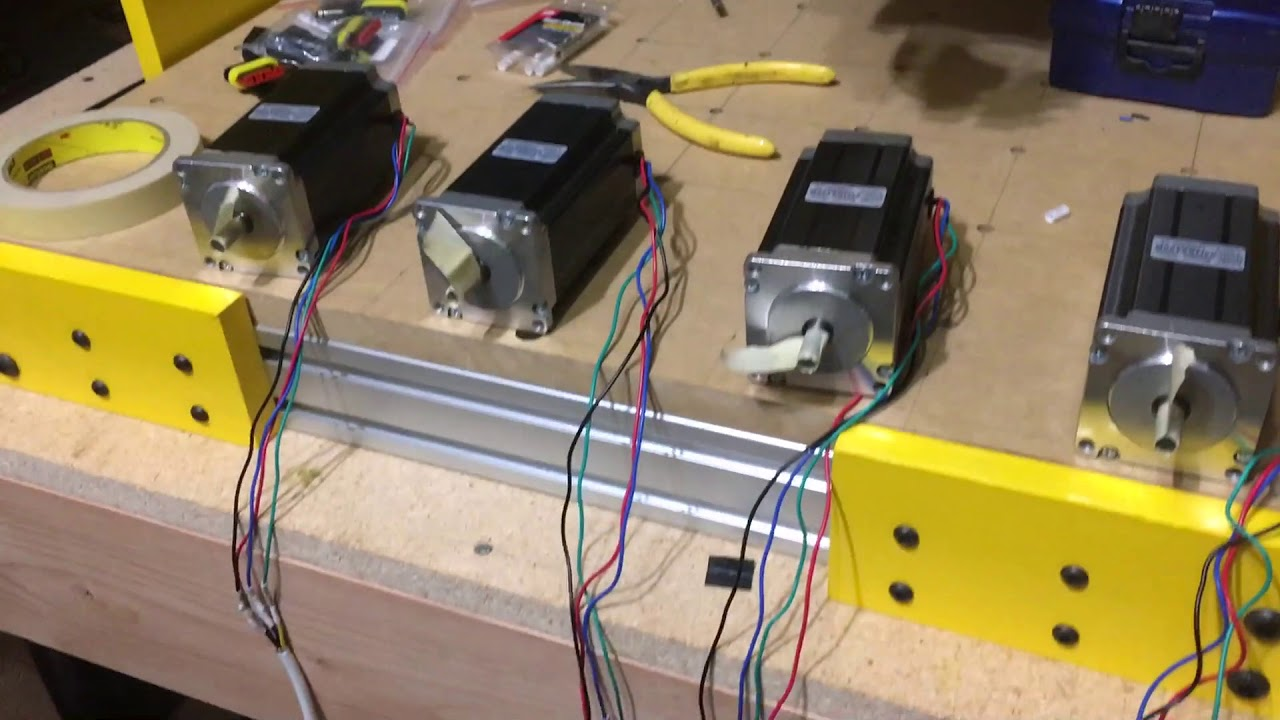 Testing The Highline CNC Routing Machine's GRBL Controlled Arduino Uno  Electronics