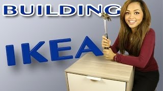 Building Ikea Furniture