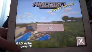 Сид на генерацию портала в край и деревню в Minecraft PE 0.9.4-0.9.5 #16