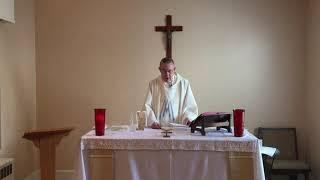 9 15 20 Daily Mass at St  Joseph's