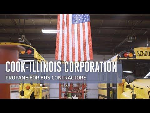 Bus Contractor Testimonial: Cook-Illinois Corporation