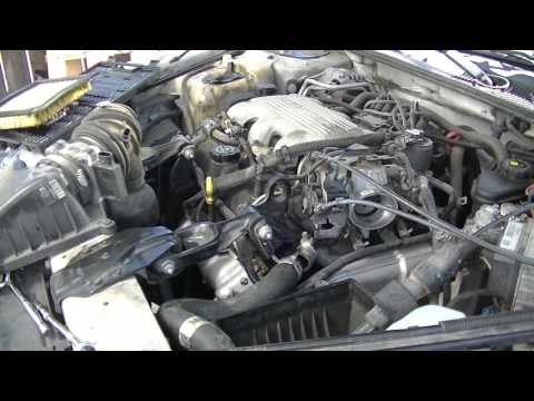 1998 chevy lumina how to replace the water pump thermostat and flush engine coolant youtube 1998 chevy lumina how to replace the