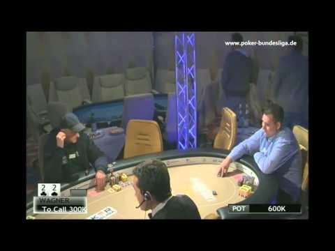 Deutsche Bracelet Meisterschaft 2012 der Poker-Bundesliga - die German 9 - Teil 4/6
