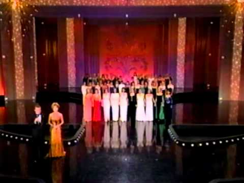 Miss America 1995 - Evening Gowns, Top 5, Questions, and Crowning Moment