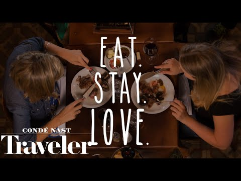 Series Trailer for Eat. Stay. Love.