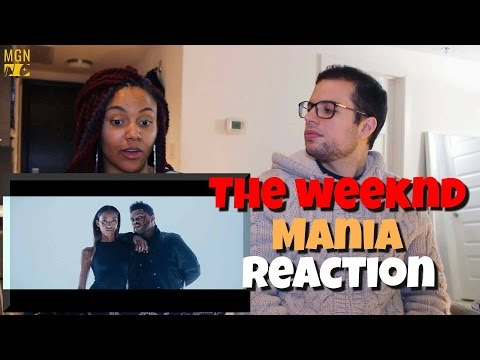 The Weeknd - Mania Reaction