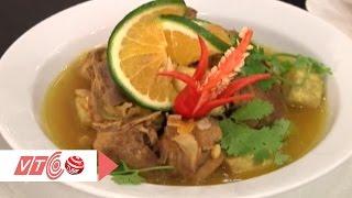 Thơm lừng vịt nấu cam kiểu miền Tây | VTC