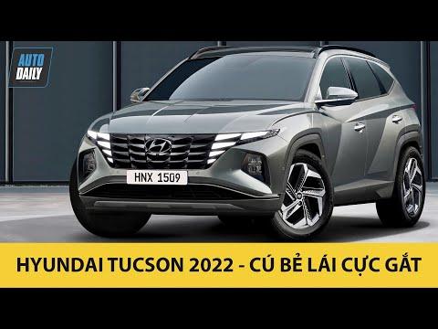 Hyundai Tucson 2021 - CÚ BẺ LÁI cực gắt của hãng xe Hàn |Autodaily.vn|
