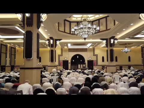 Qiyam ul layl first 4 rakah at Abu Hamour Masjid